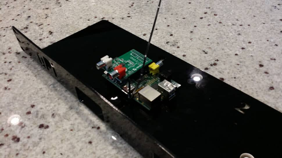 Tasty Pi: Raspberry-Powered Audiophile Network Audio Player